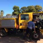 Warren & Fire Truck 2 lr