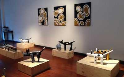 Brisbane buyers snap up Aurukun art