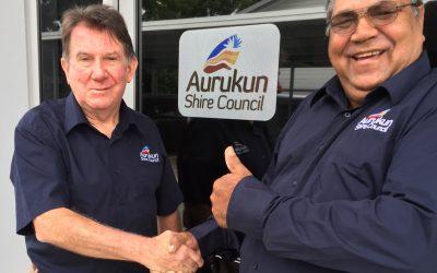 Aurukun CEO earns Public Service Medal