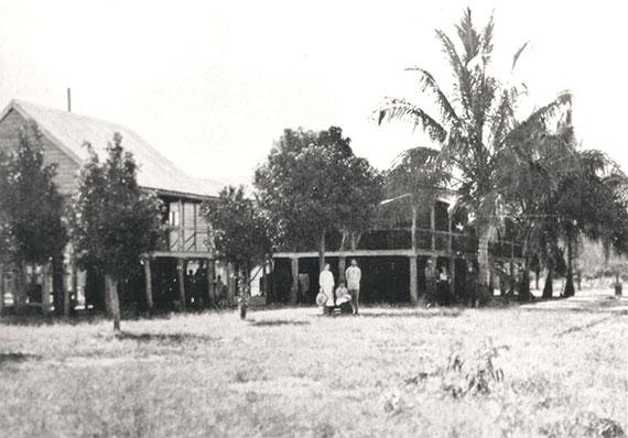 Mission House, Aurukun, 1913